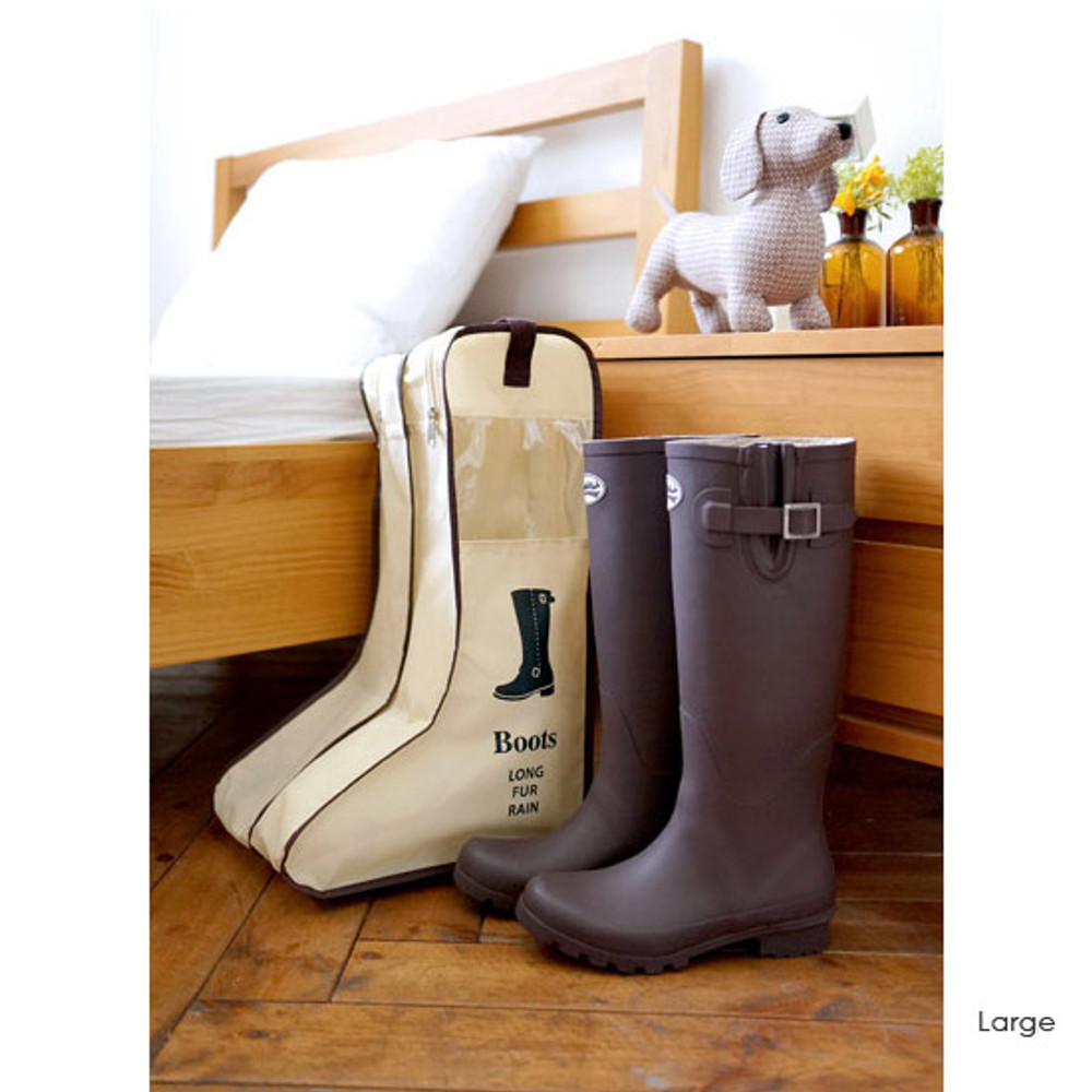 Large - Boots storage bag Dust-proof cover