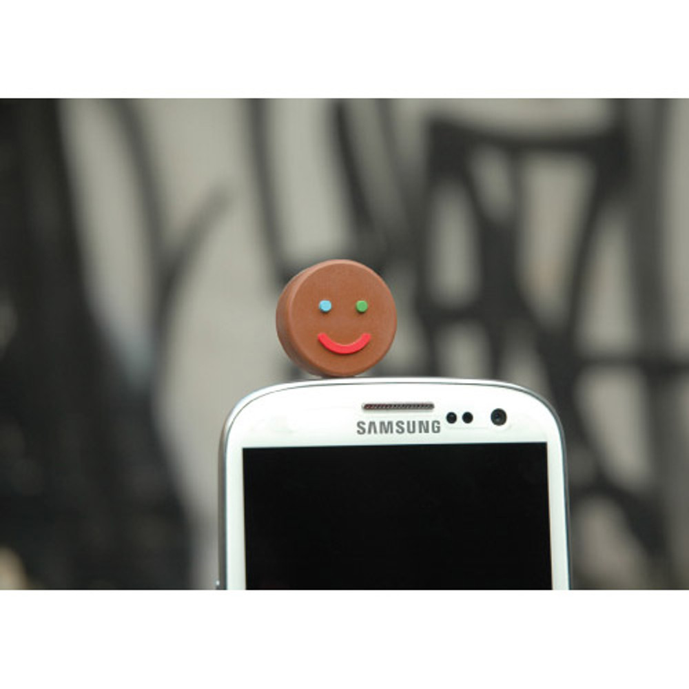 Chocolate - smile cap