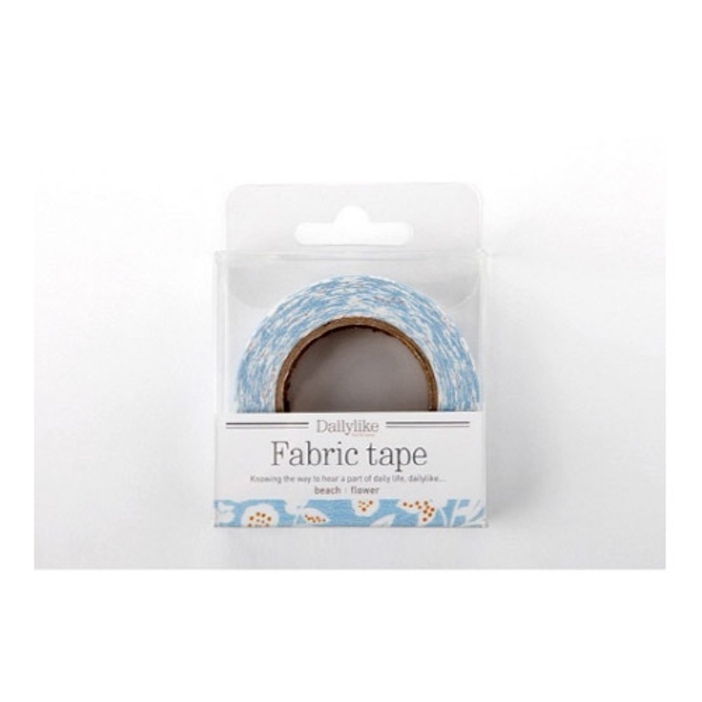 Package for Deco fabric tape single - beach flower