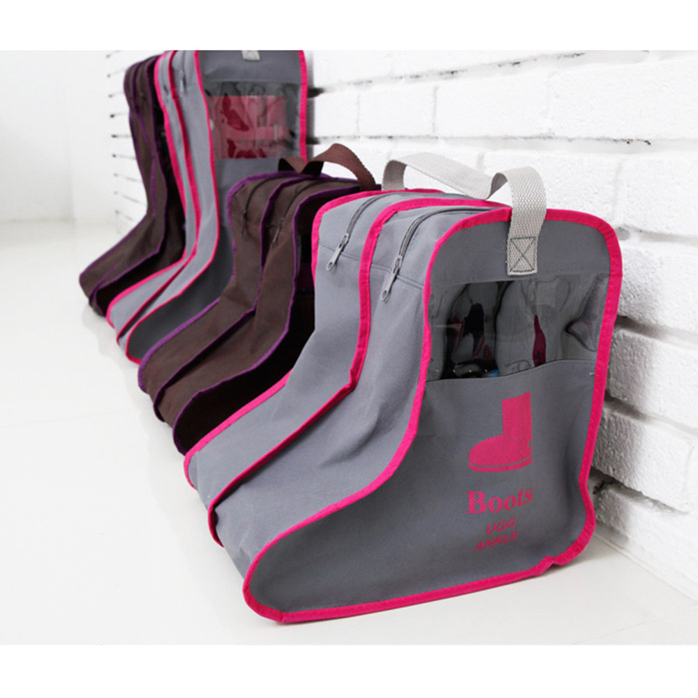 Boots storage bag Dust-proof cover ver.2