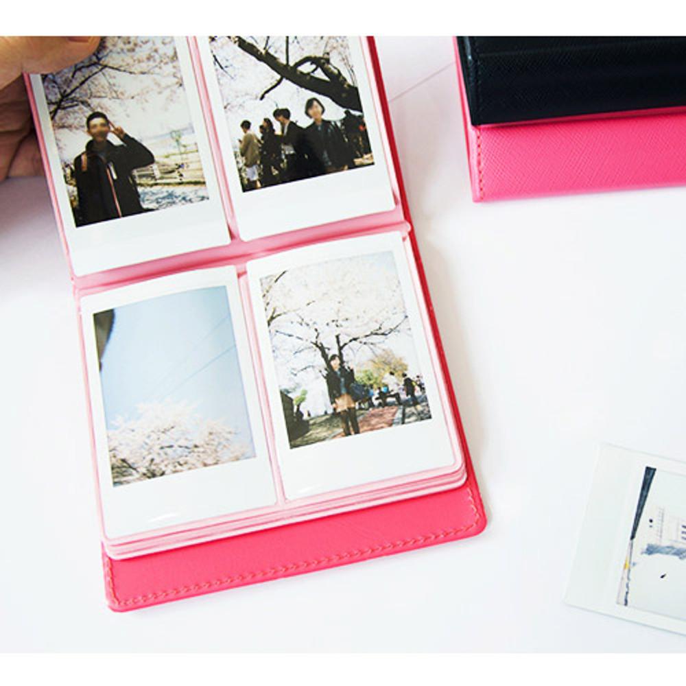 Lovelyborn instax mini slip in photo album