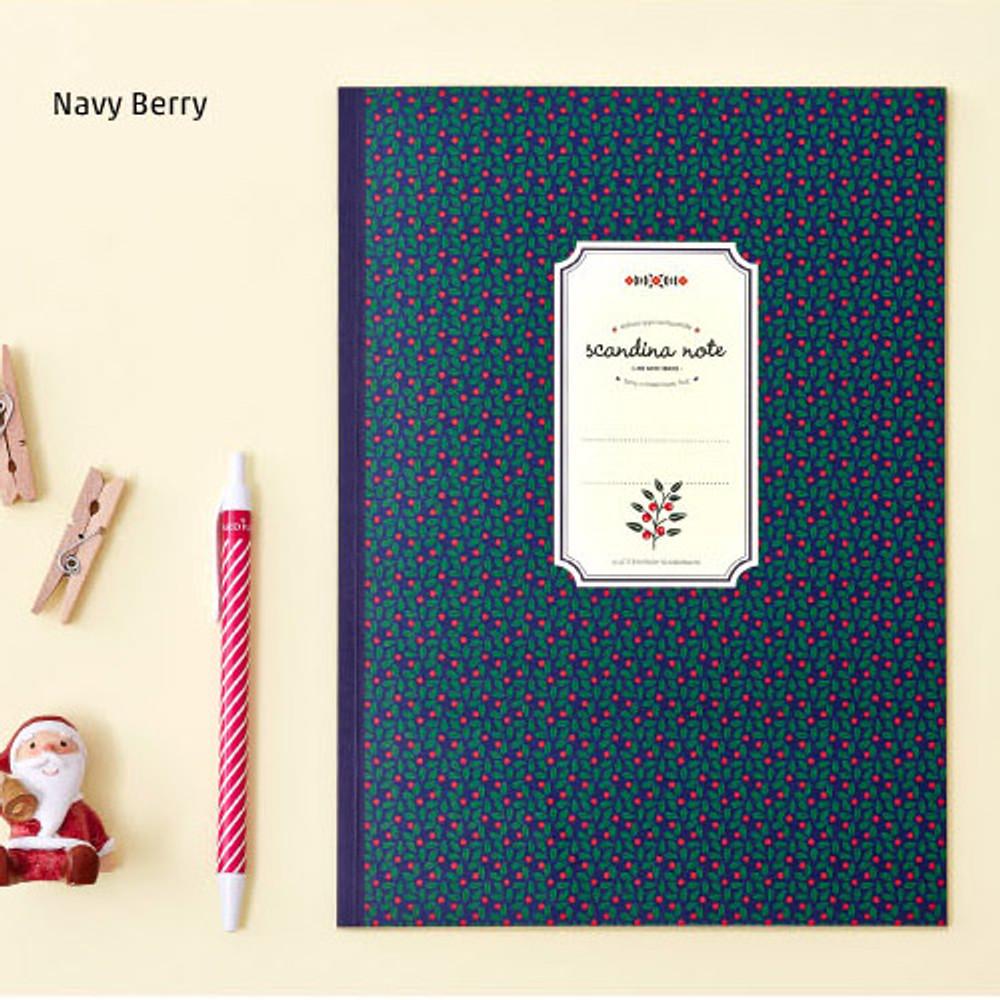 Navy berry