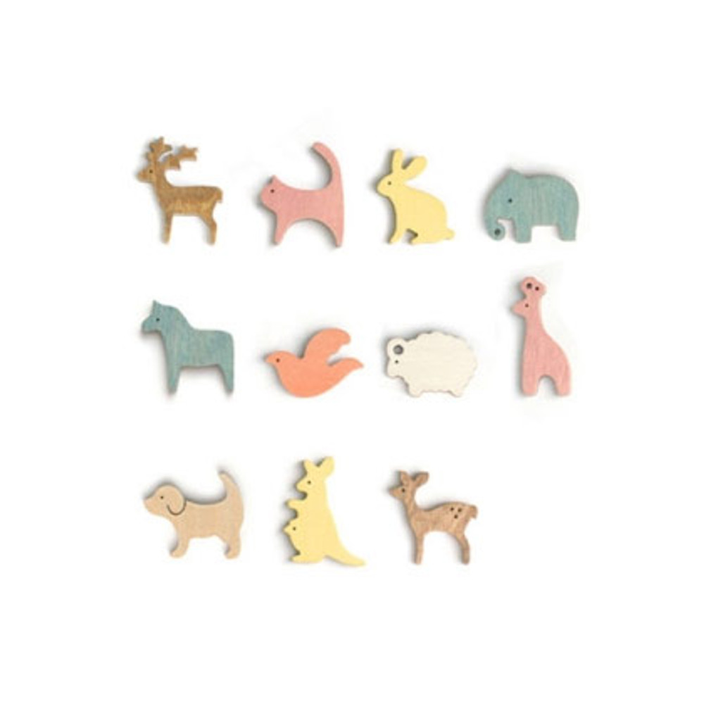 All of the animal magnet (Example)