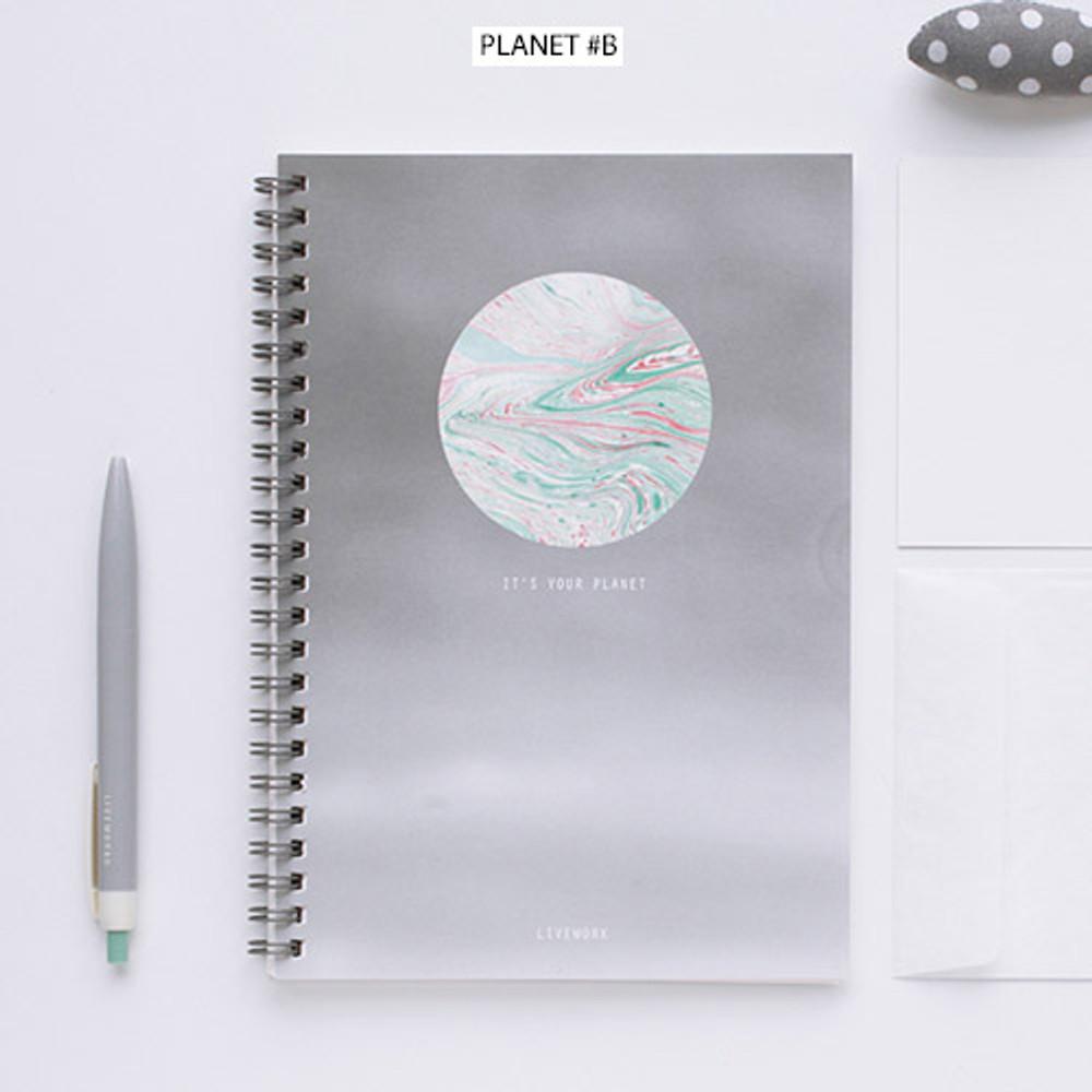 Planet #B