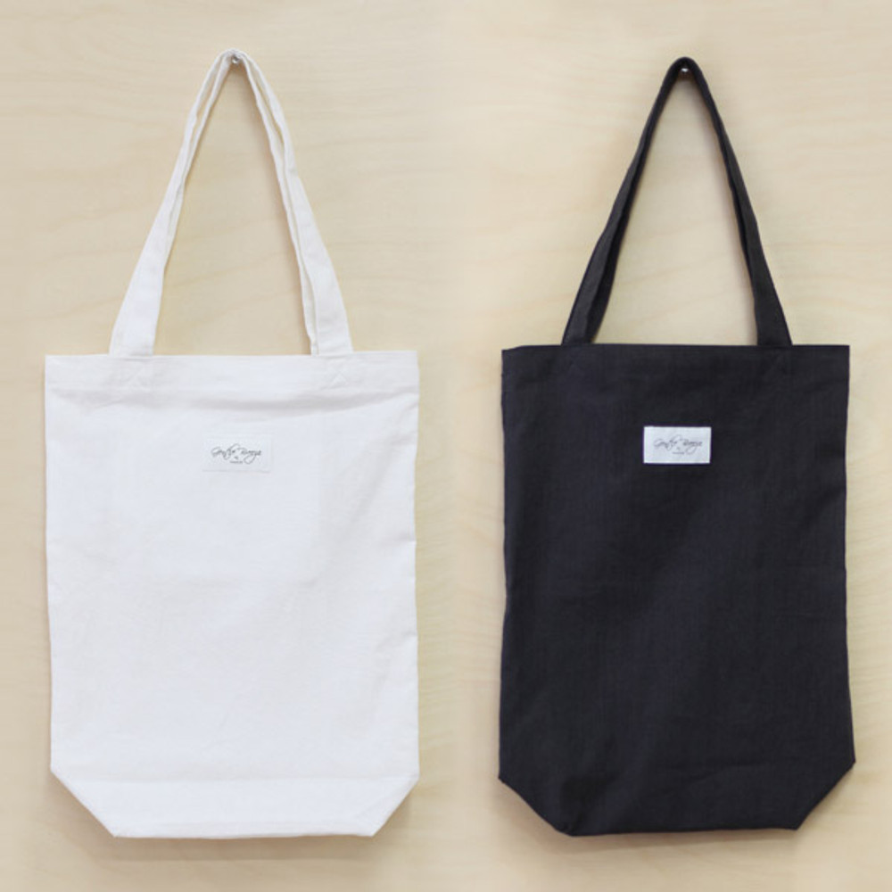 Natural and Pure gentle eco tote bag