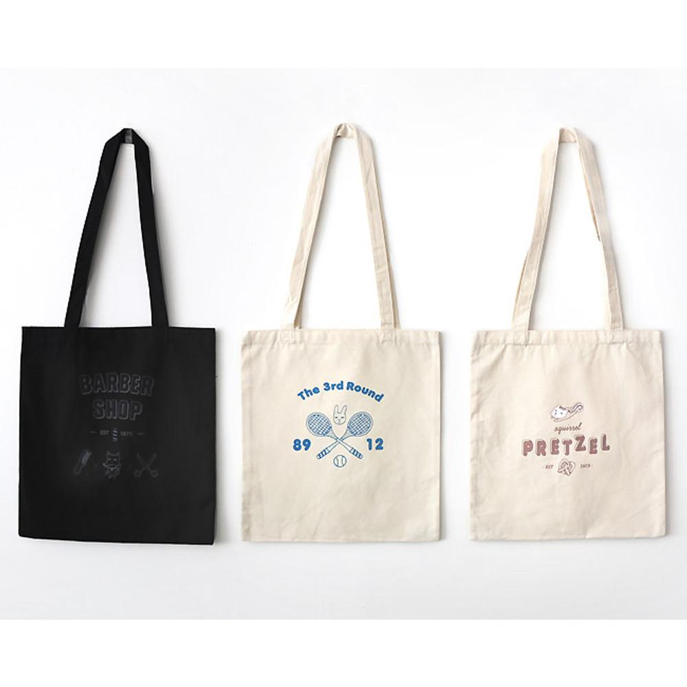 Hellogeeks one point eco tote bag