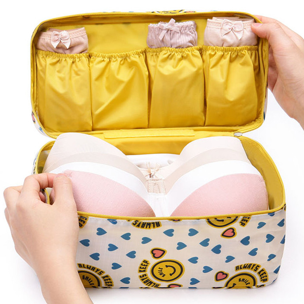 Merrygrin travel large pouch bag for underwear
