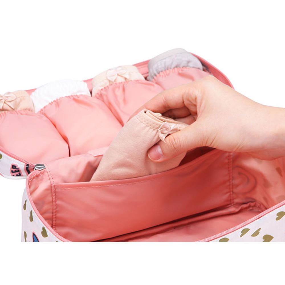 Hidden pocket