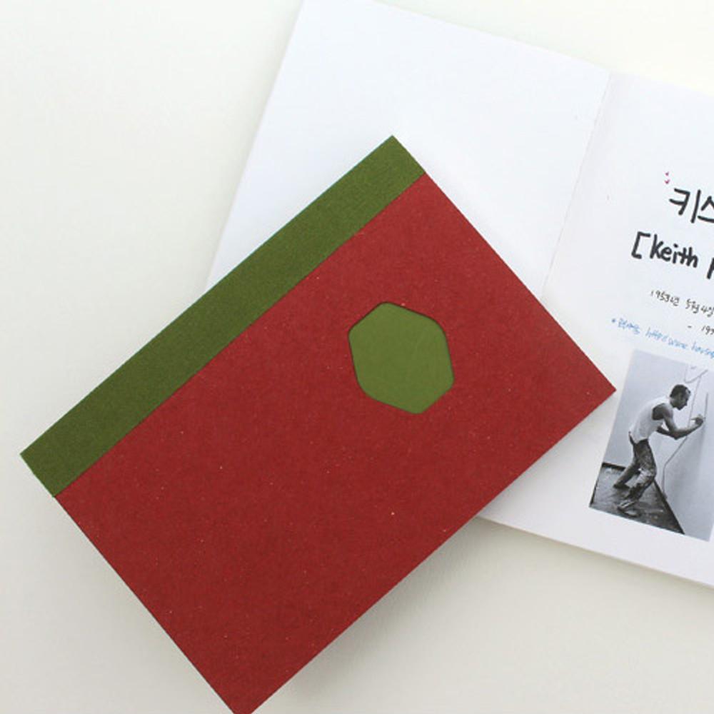 Scarlet - Sketch & Story drawing notebook medium