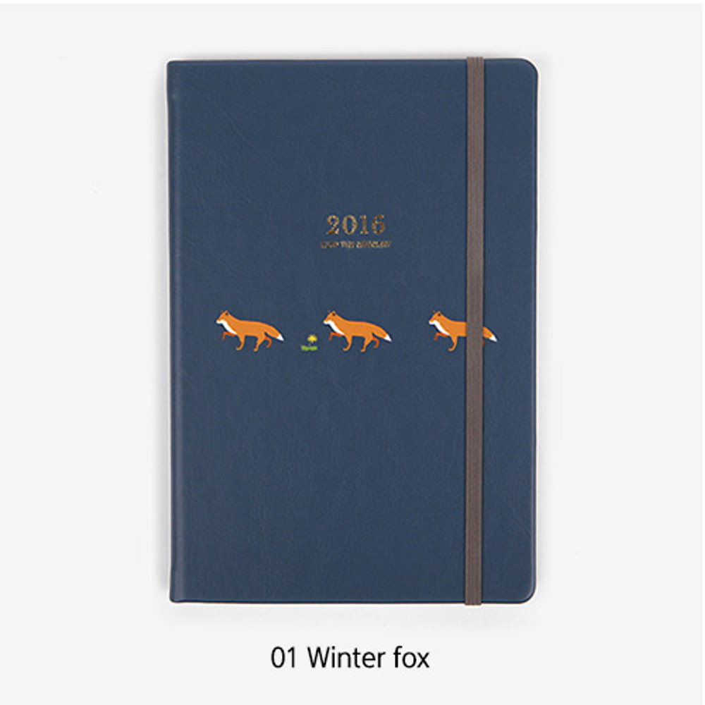 01 - Winter fox