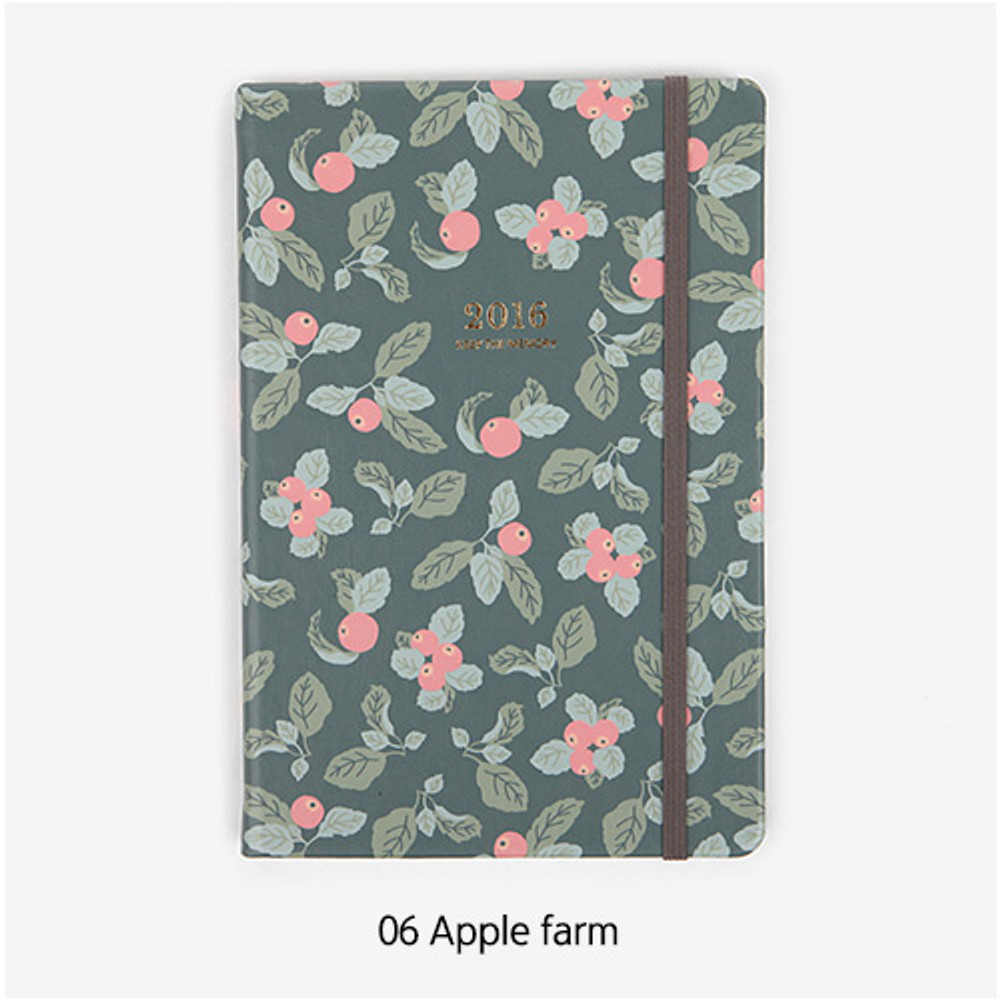 06 - Apple farm