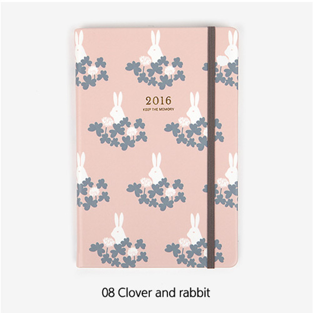 08 - Clover and rabbit