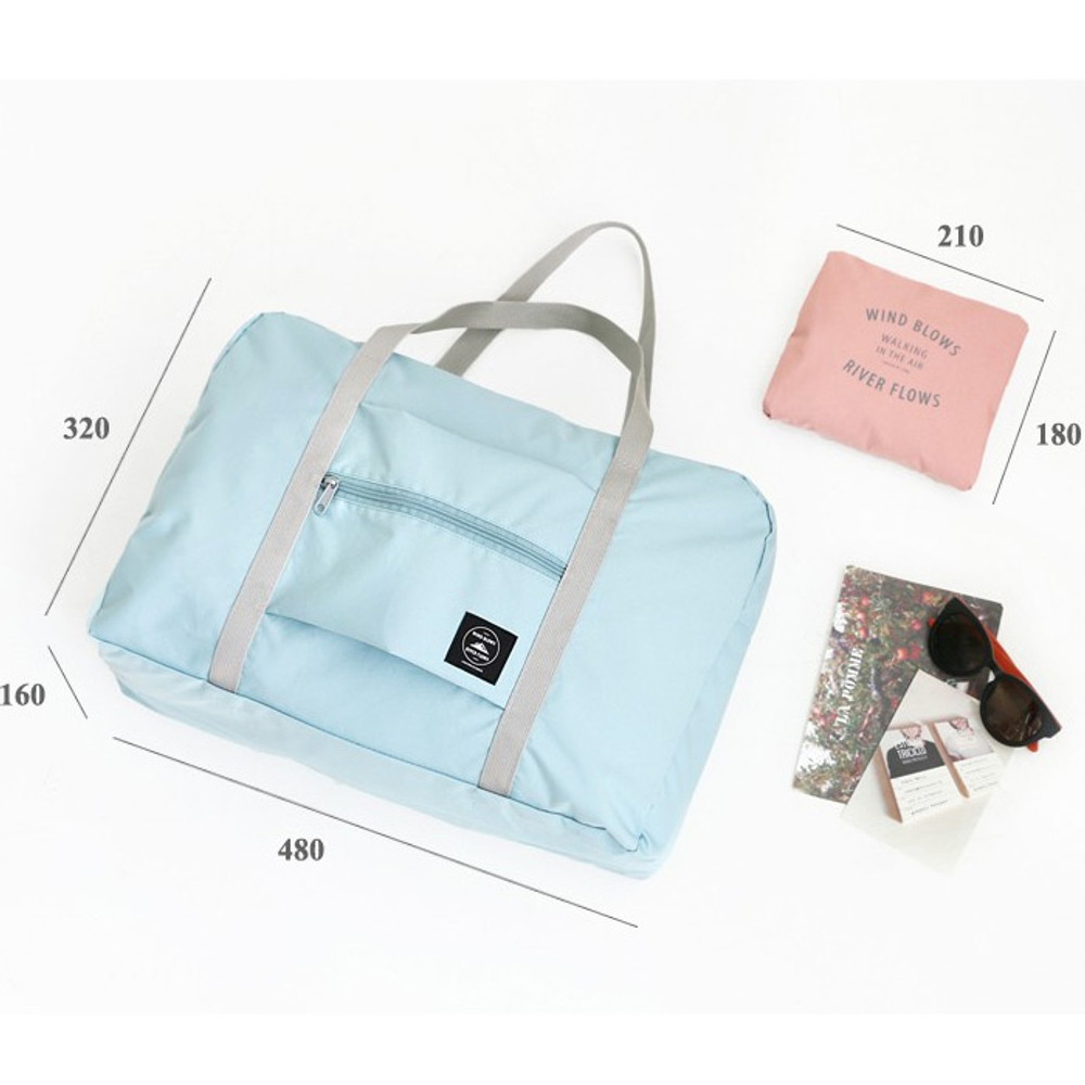 Size of Window blows foldable carrying bag