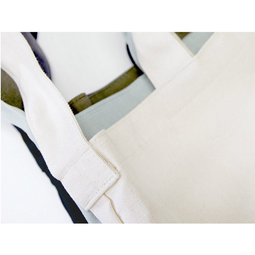 Detail of Around'D lucky shoulder bag tote