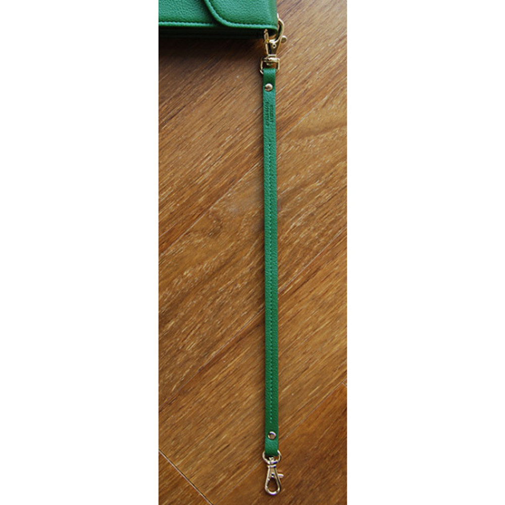 Forest green - Holiday both wrist strap