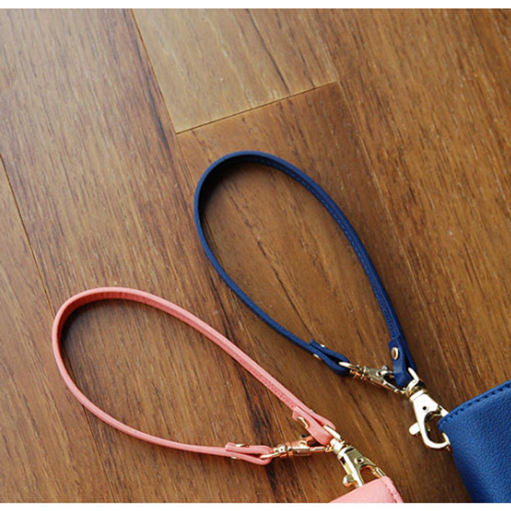Holiday both wrist strap