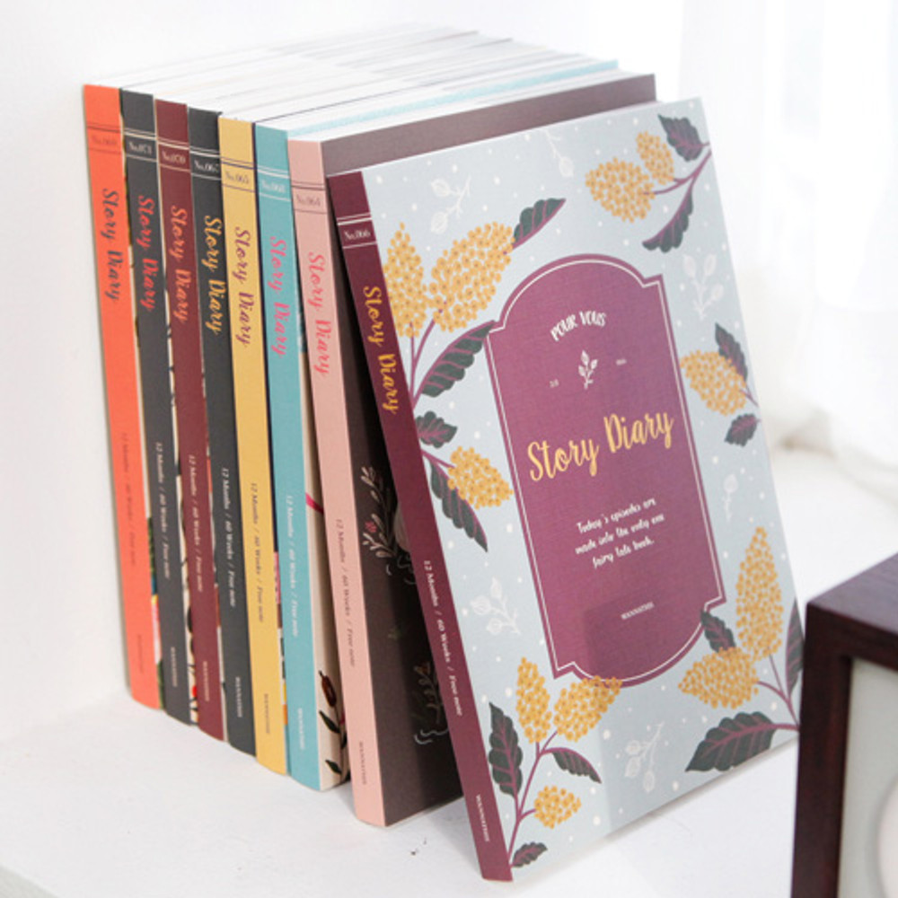 Wanna This Pour vous story undated diary