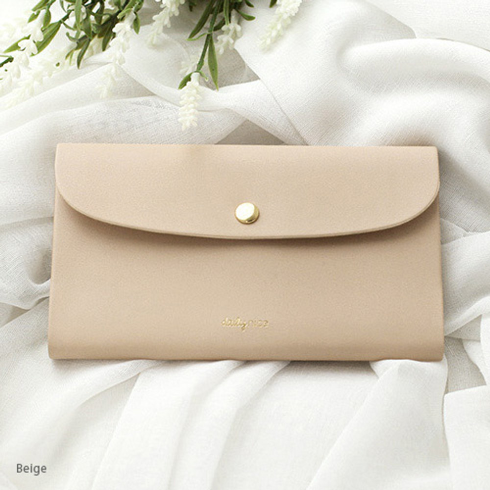 Beige - 2017 Daily nice undated diary