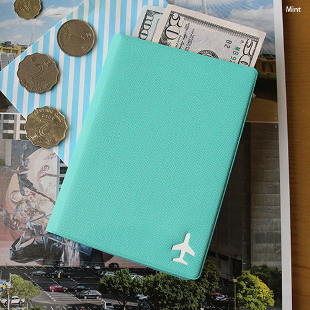 Mint - Fenice Simple RFID blocking small passport cover