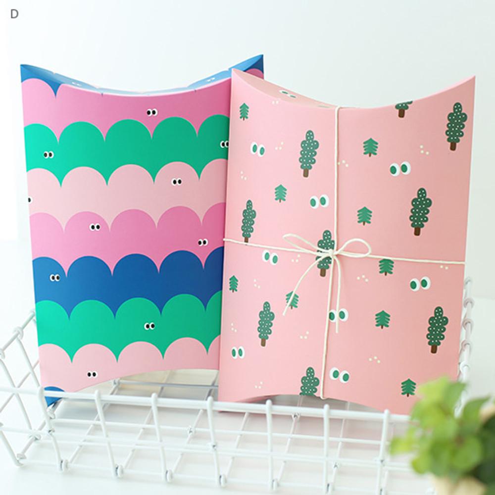 D - Livework Som Som gift paper bag medium set of 4 styles