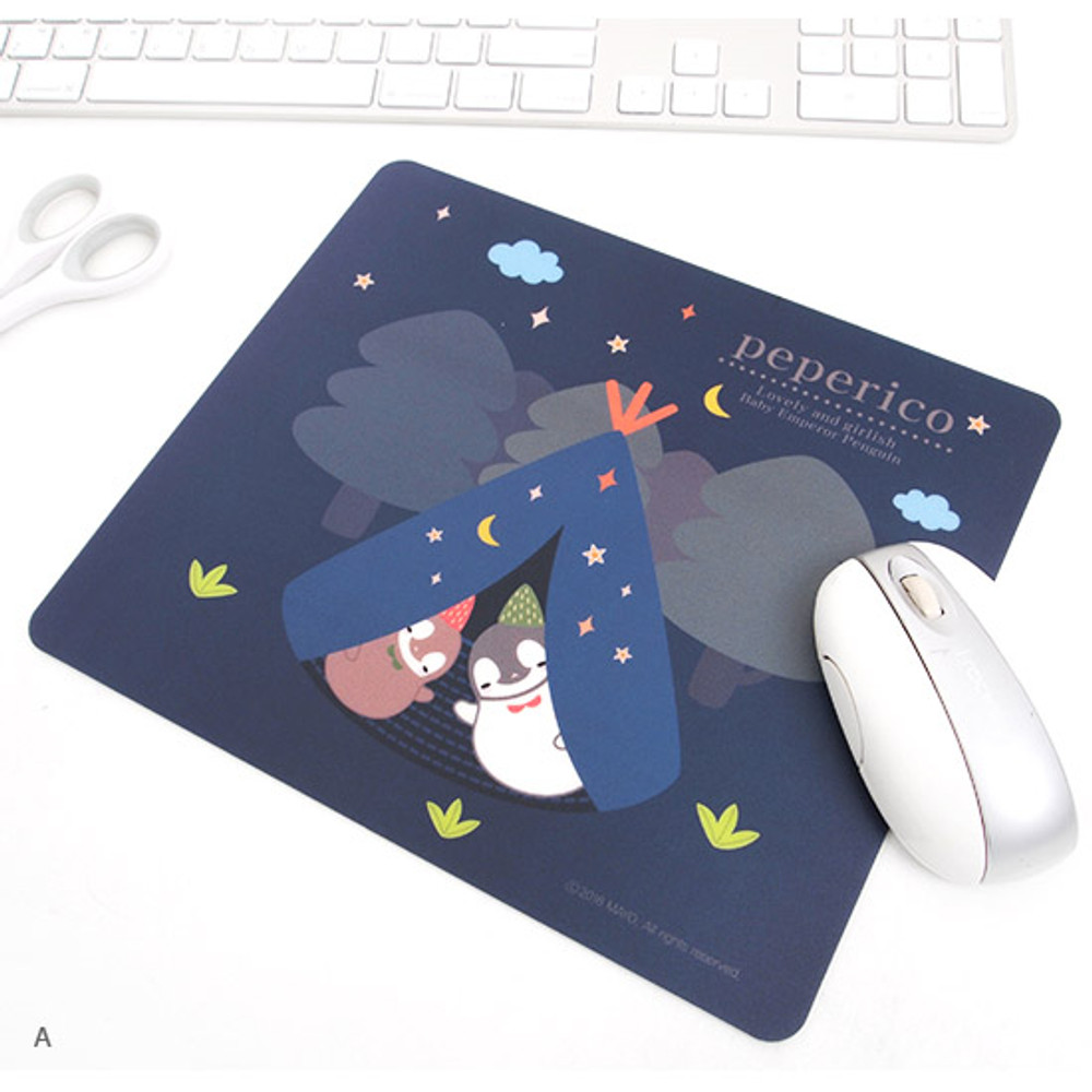 A - 2young Peperico rectangle mouse pad