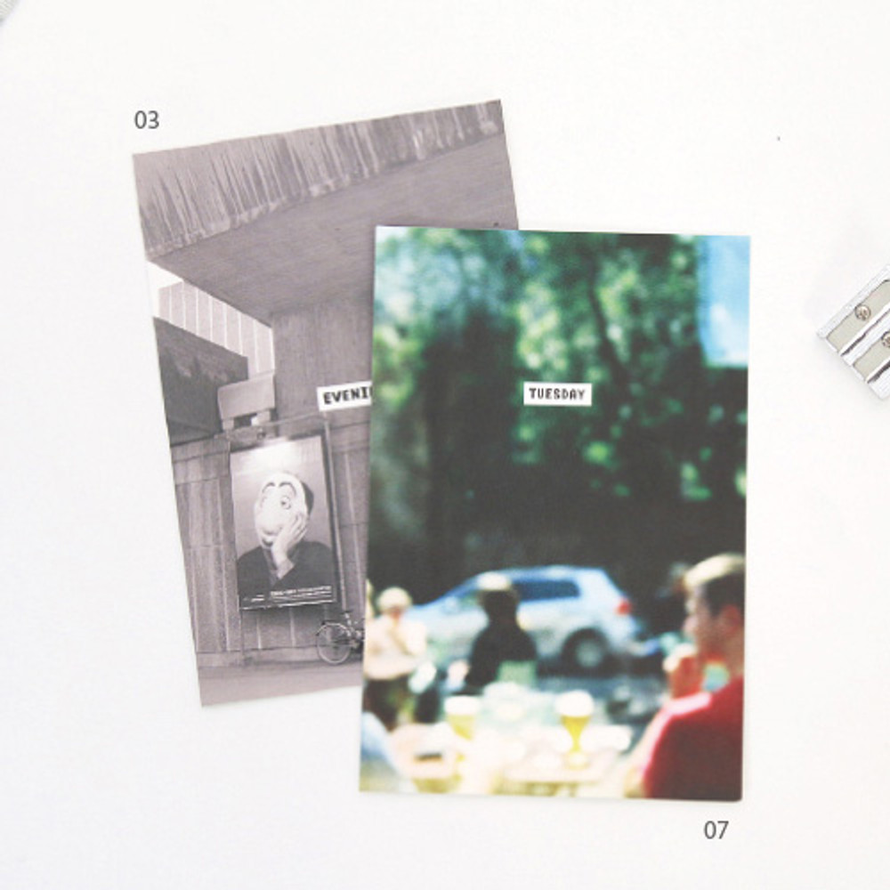 03 / 07 - 01Design postcard ver.3