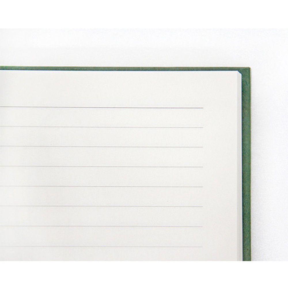 Classic stroy hard cover lined and plain notebook