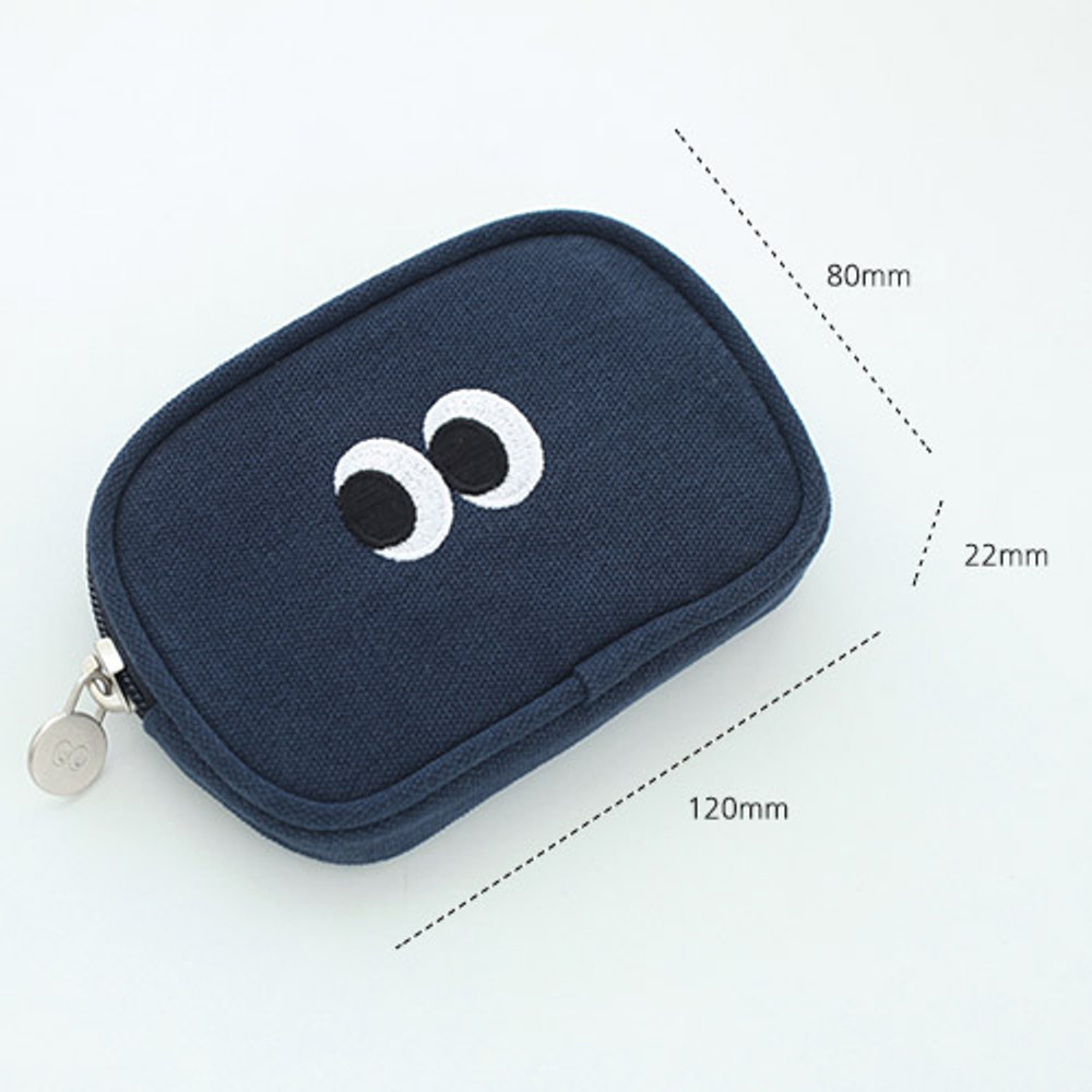 Size of Som Som stitching card case pouch
