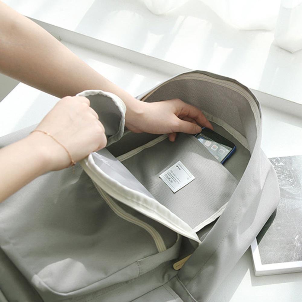 Inner pocket - Around'D mais oui backpack