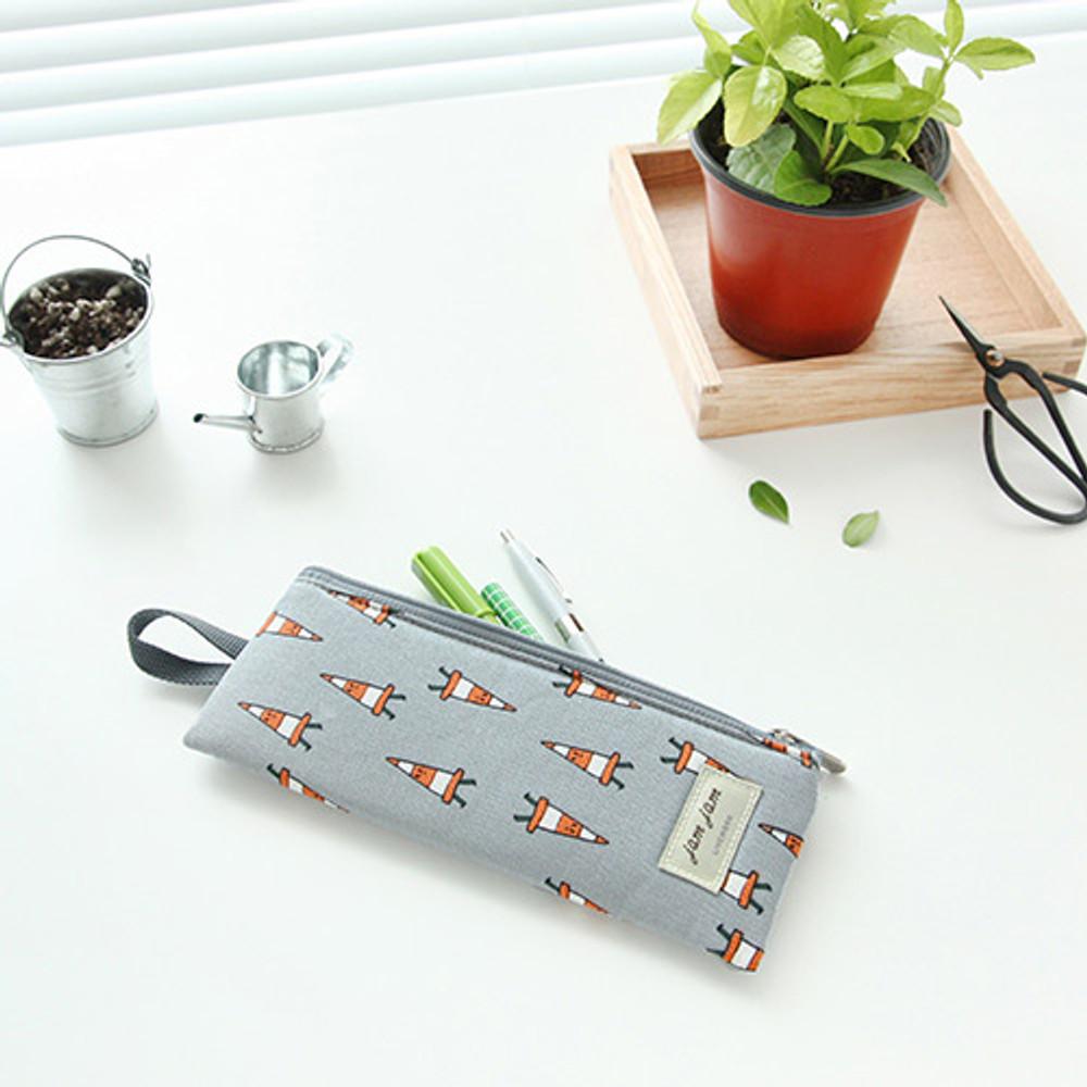 Cone - Jam Jam webbing pencil case ver2