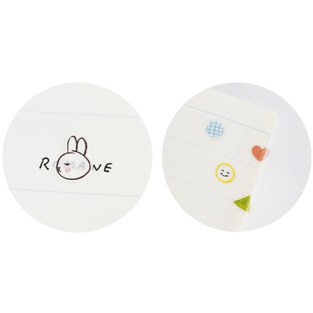 Hellogeeks petite deco sticker