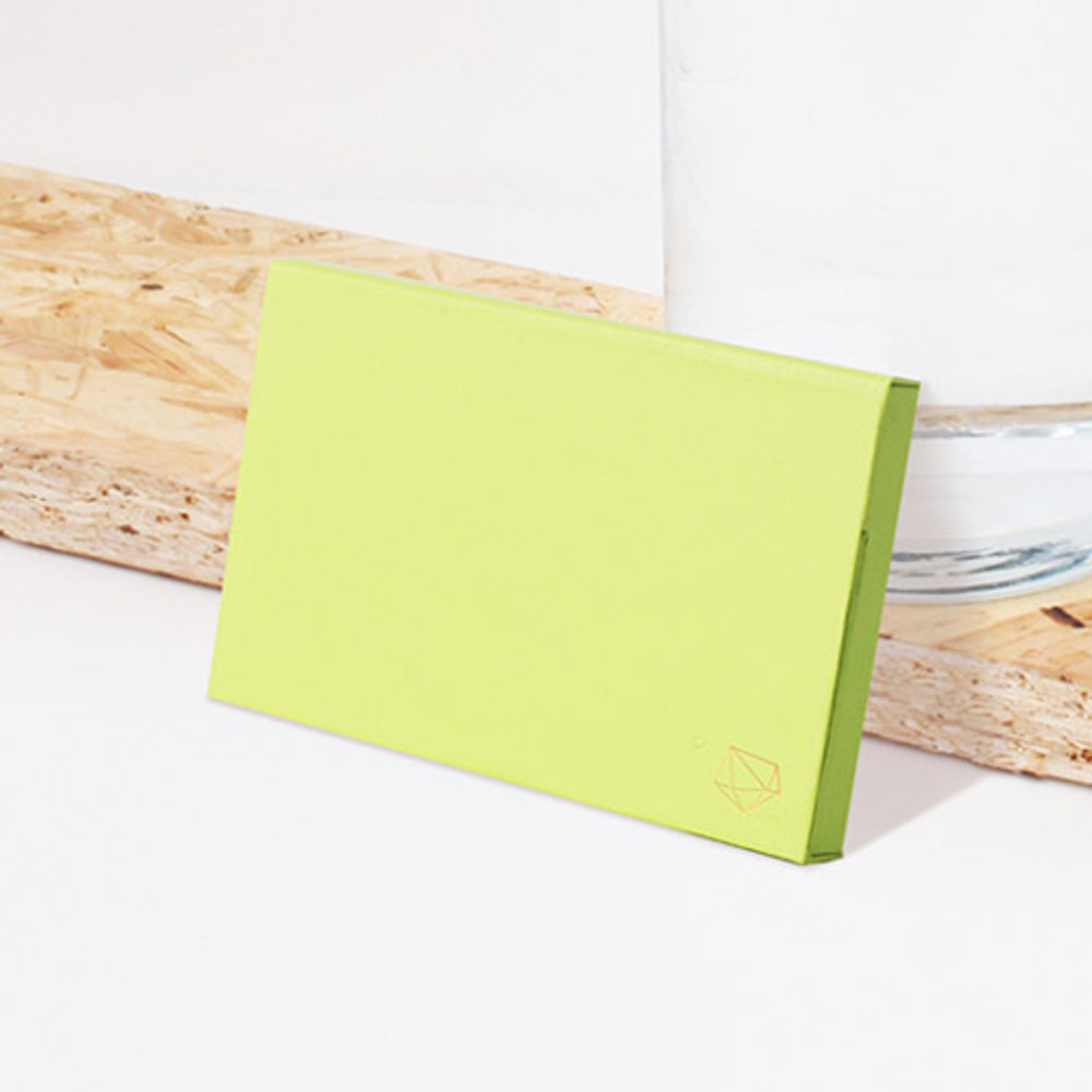 Greenery - Lapis simple paper card case