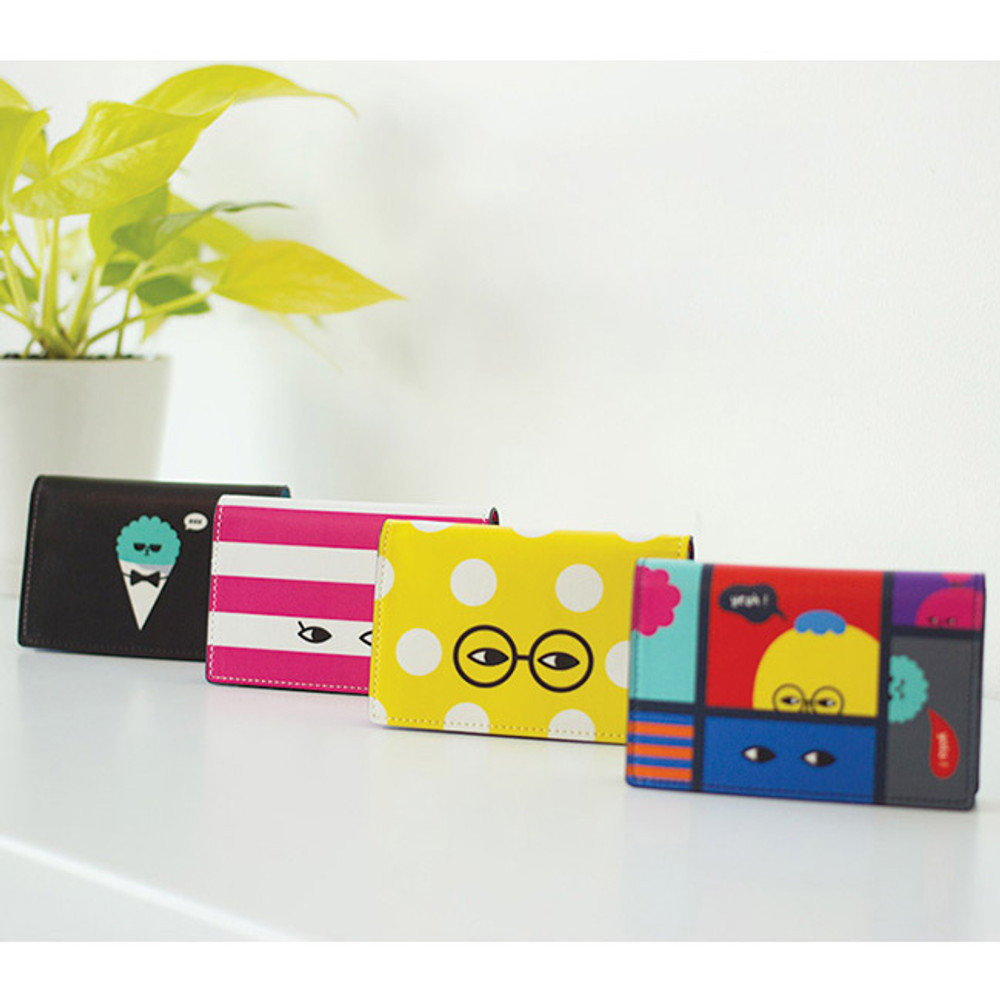 Everymonster small card case wallet