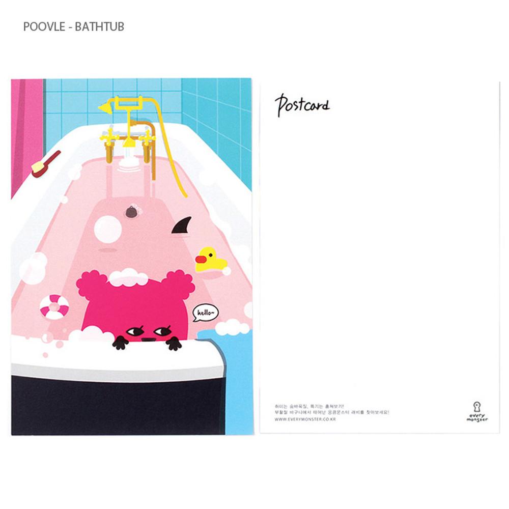 Poovle - Bathtub