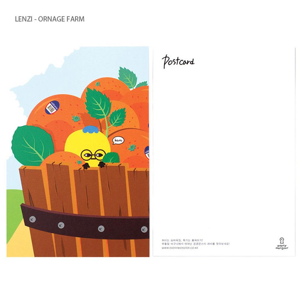 Lenzi - Orange farm