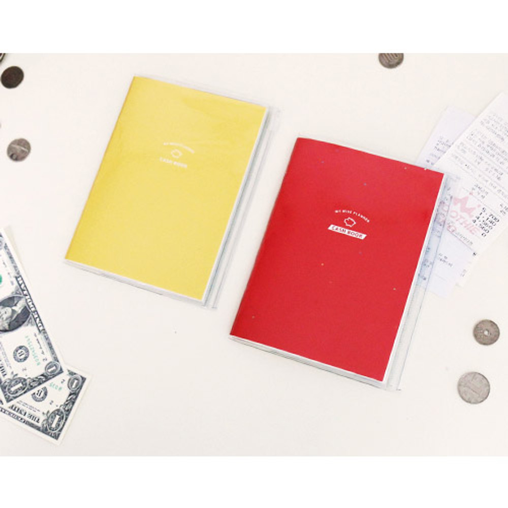 My wise cash book planner
