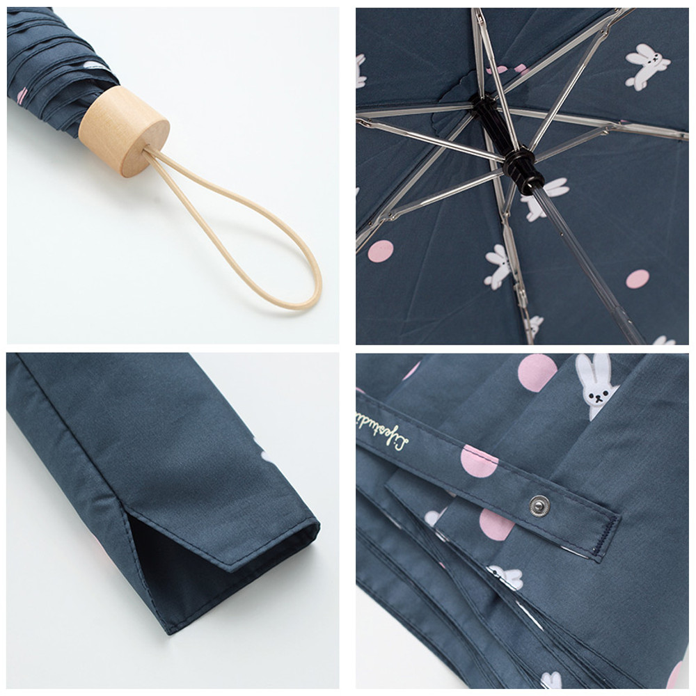 Detail of Life studio compact foldable pattern umbrella