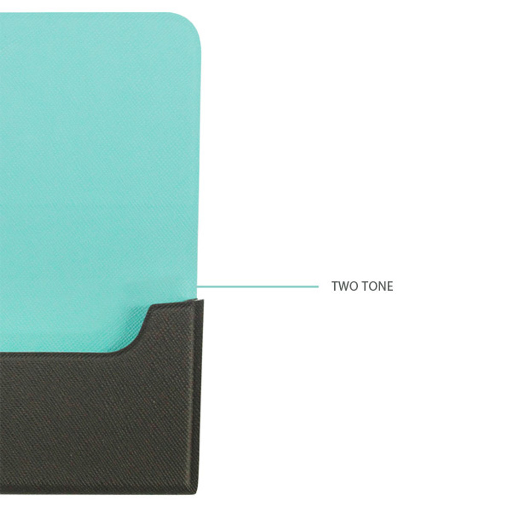 Two tone - Fenice premium business card case