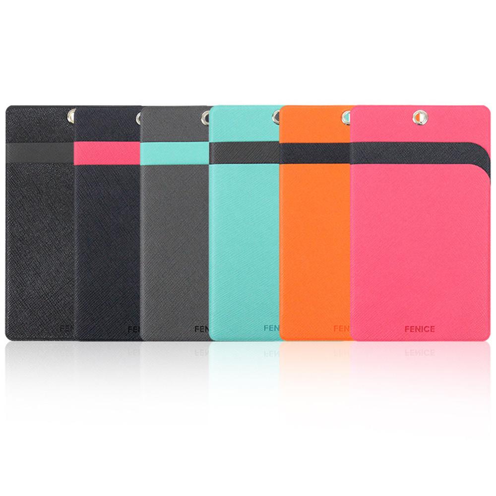 Premium business flat card holder case