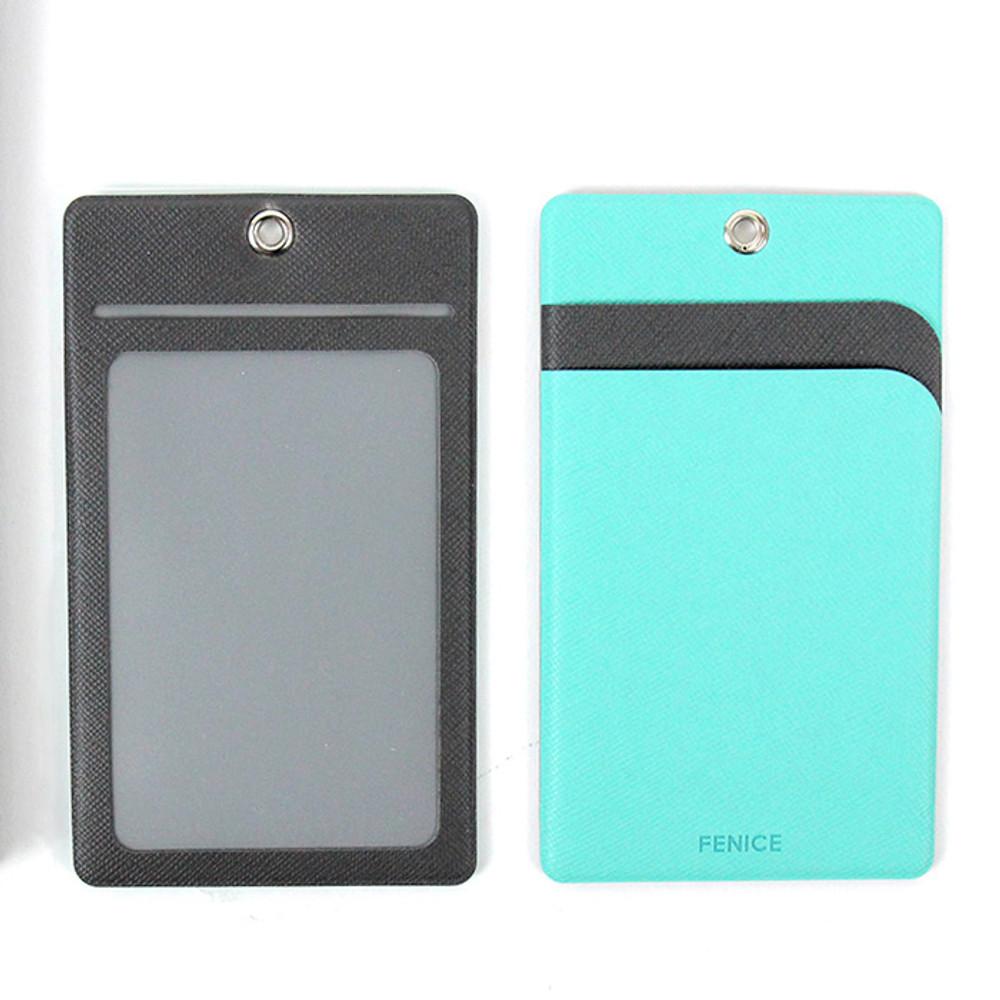 Mint - Premium business flat card holder case