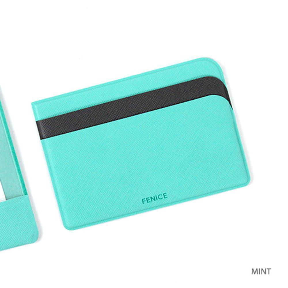 Mint - Premium business basic pocket card case