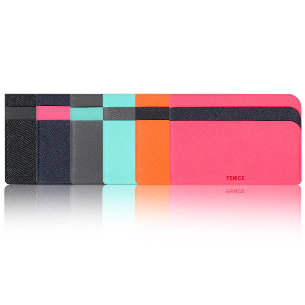 Premium business basic pocket card case
