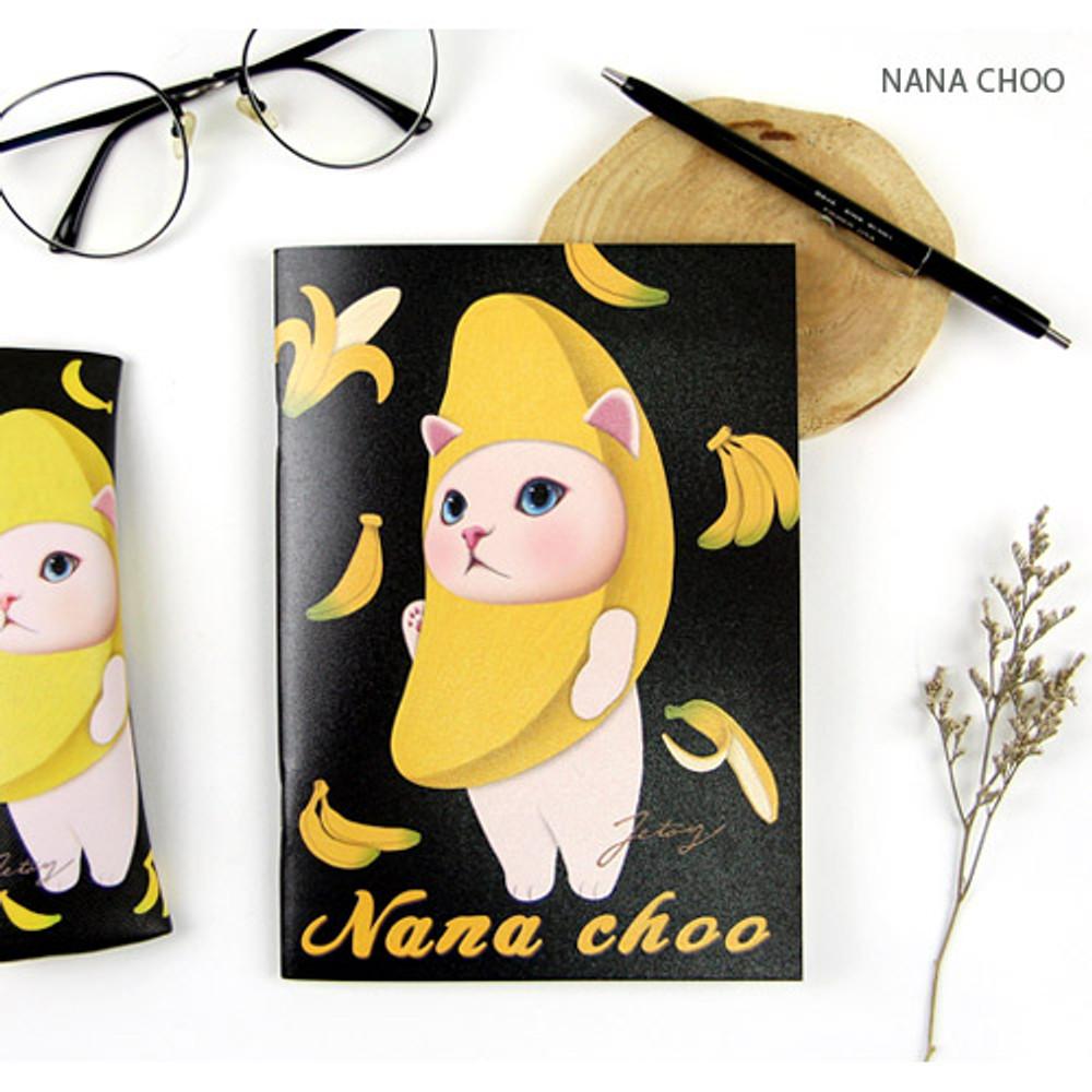 Nana choo - Choo Choo play lined notebook
