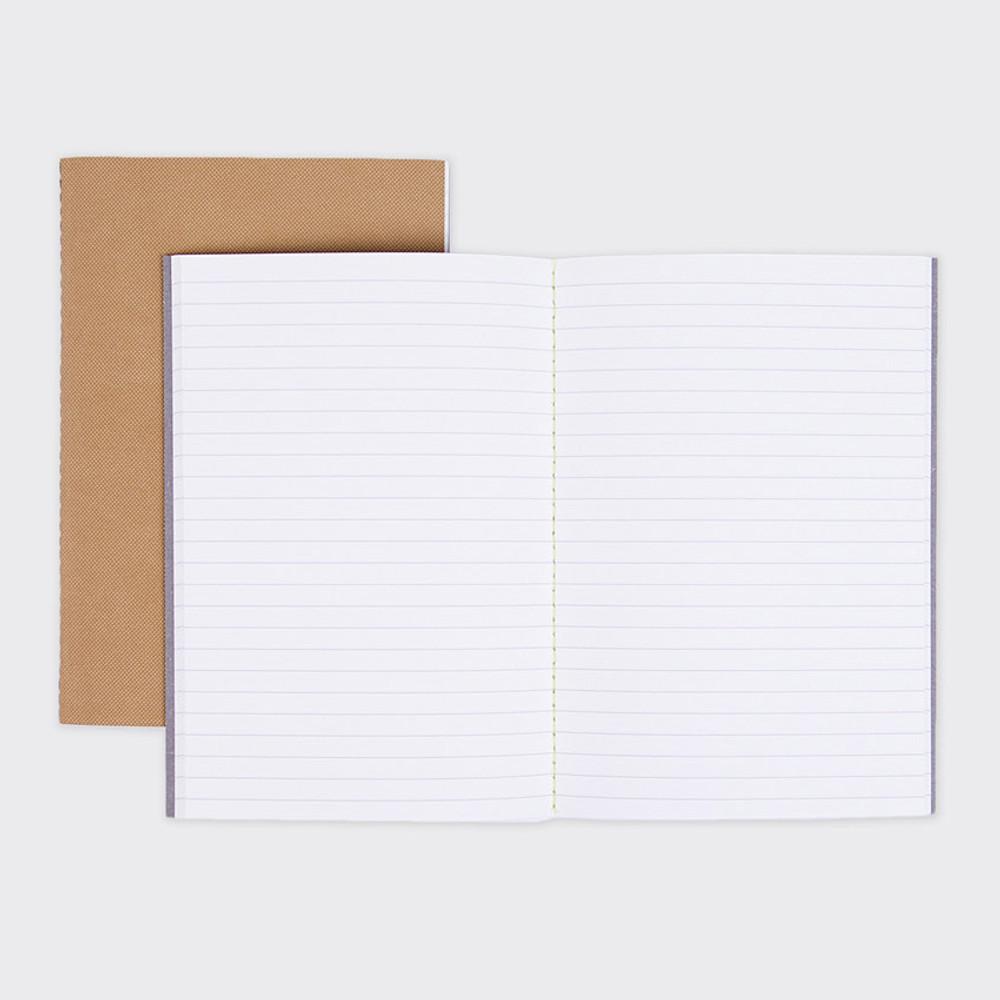 Beige - Note me tender cubic notebook