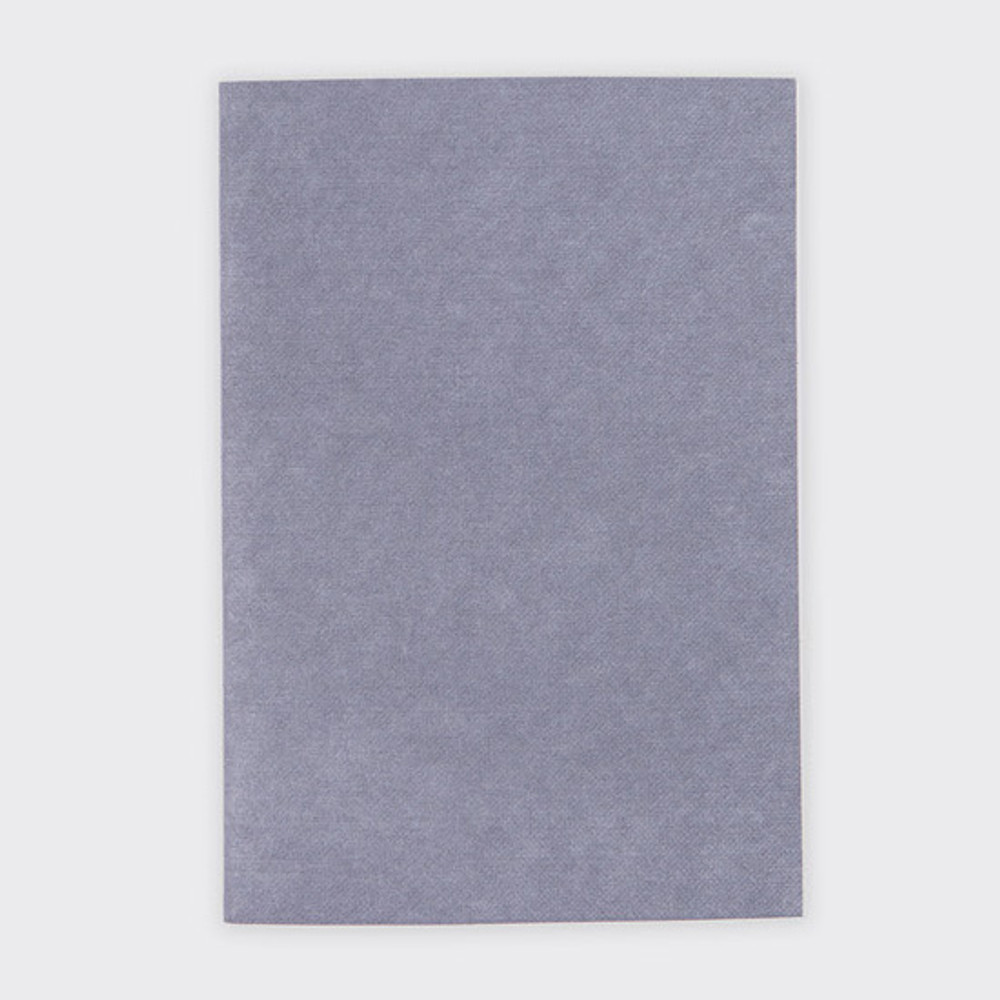 Warm gray - Note me tender cubic notebook