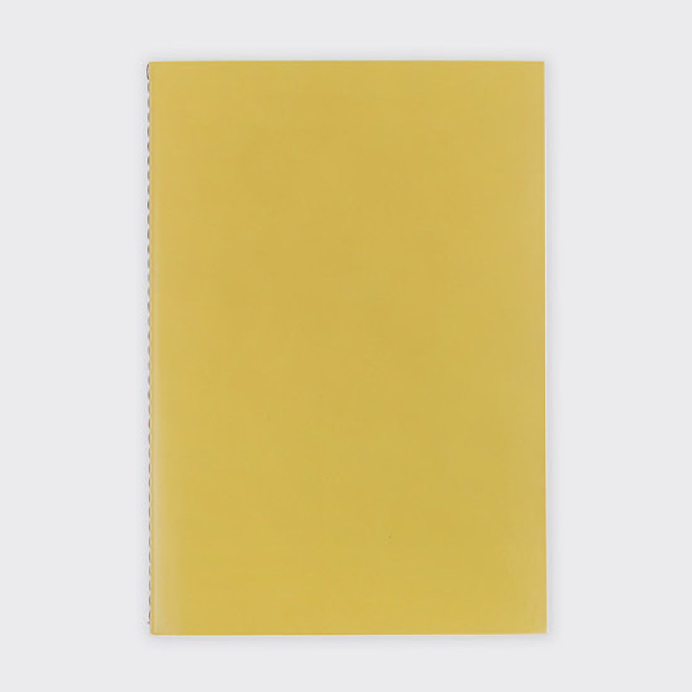 Lime - Note me tender plain notebook