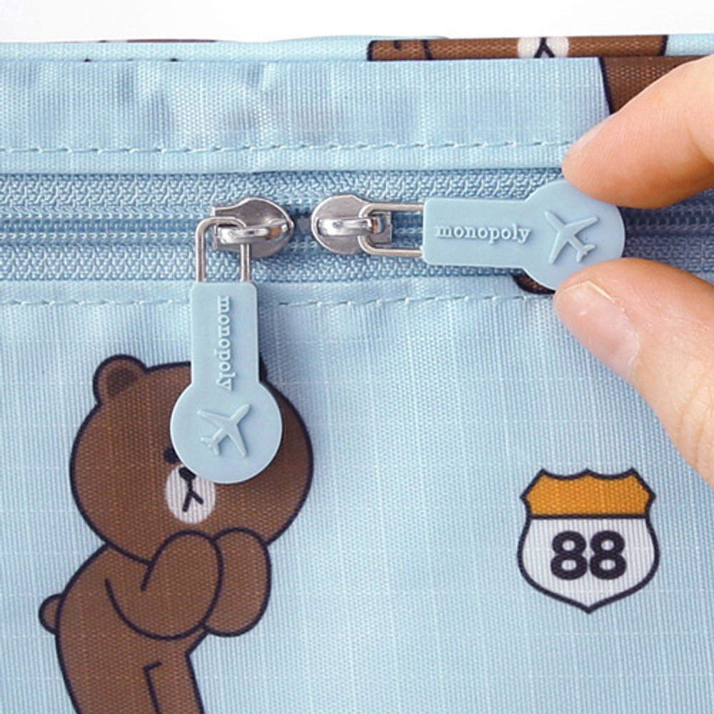 Line friends travel pouch bag for underwear and bra