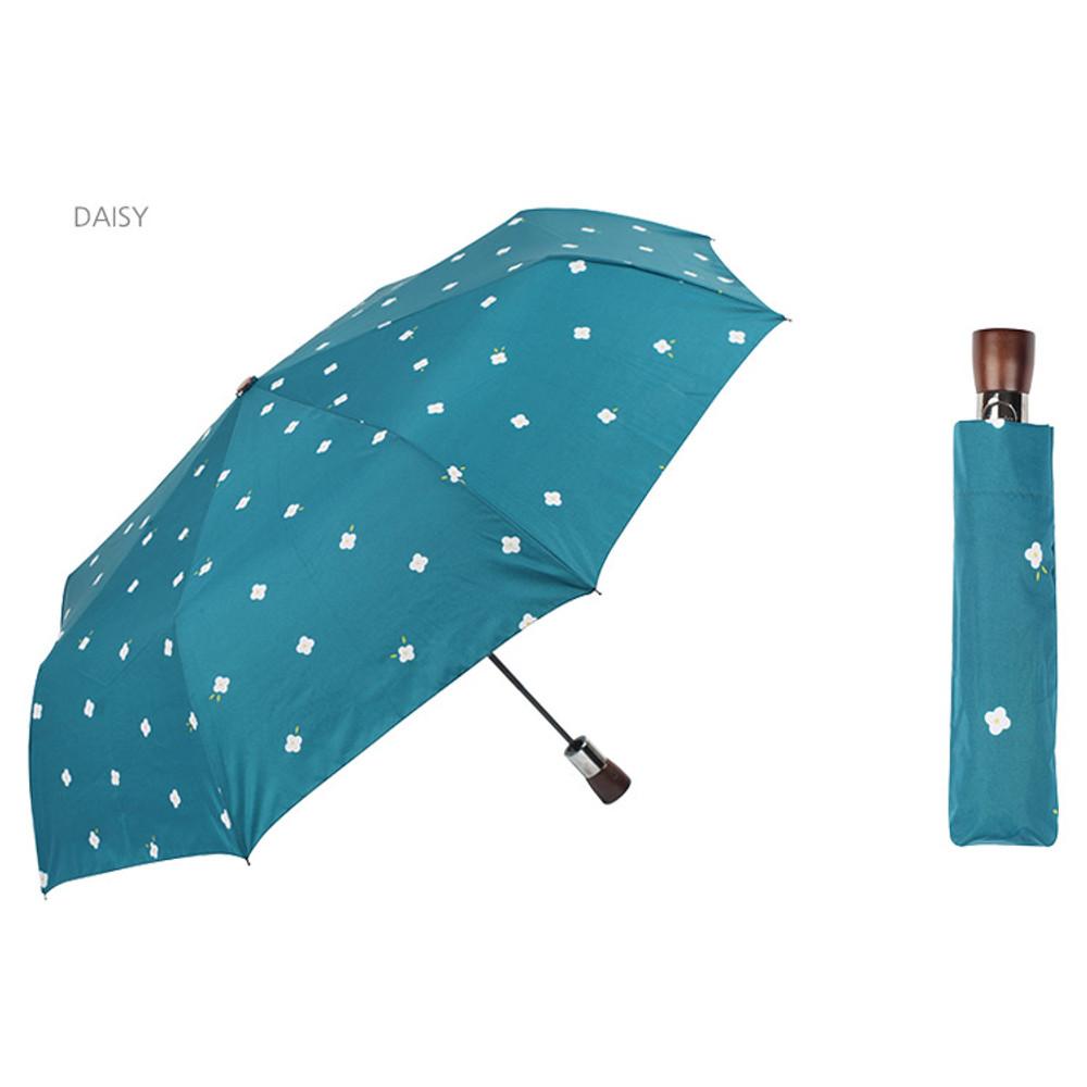 Daisy - Life studio automatic foldable pattern umbrella