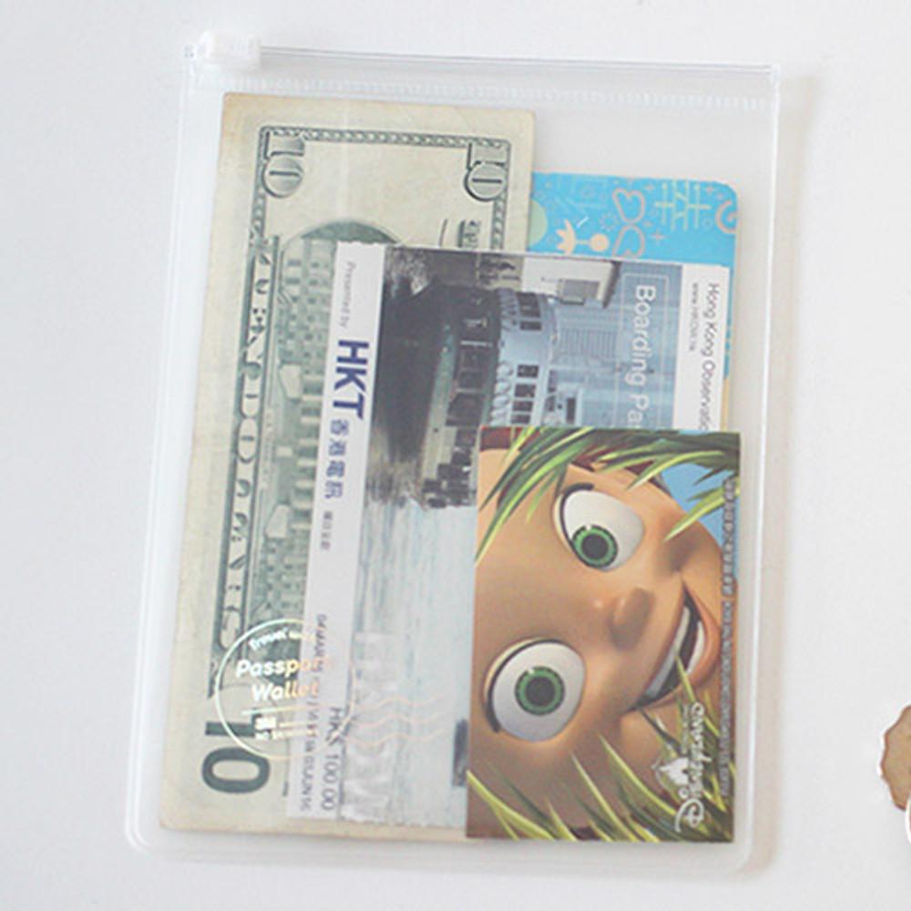 PVC pouch
