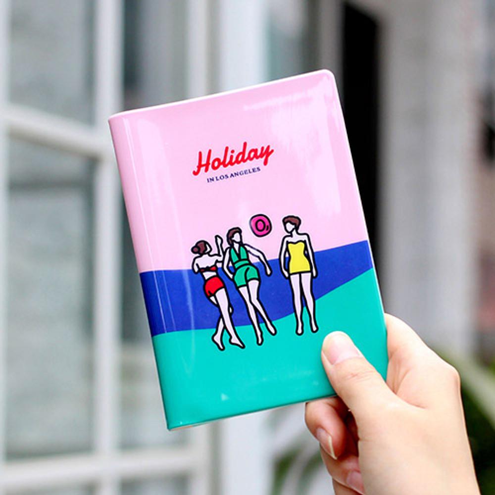 Holiday - Lazy lounge RFID blocking passport case